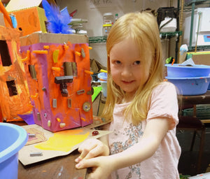 Architectural Designs | July 20 - 24 | Grades PreK - Grade 2