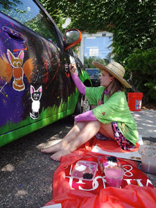 Art Car | July 20 - 24 | Grades 3 - 6