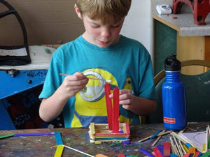 Art Builders |  July 13 - 17 | Grades PreK - Grade 2