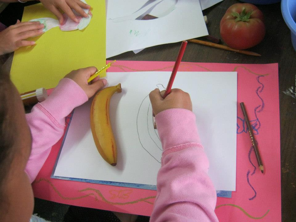 Art of Food | August 17 - 21 | Grades 3 - 6