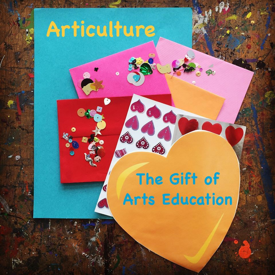 Gift Cards for Articulture Classes