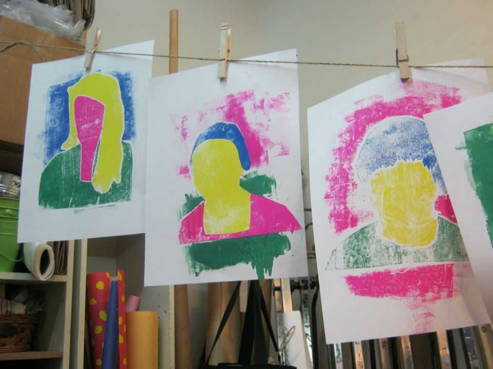 Creative Printmaking | June 8 - 12 | Grades 7 - 12