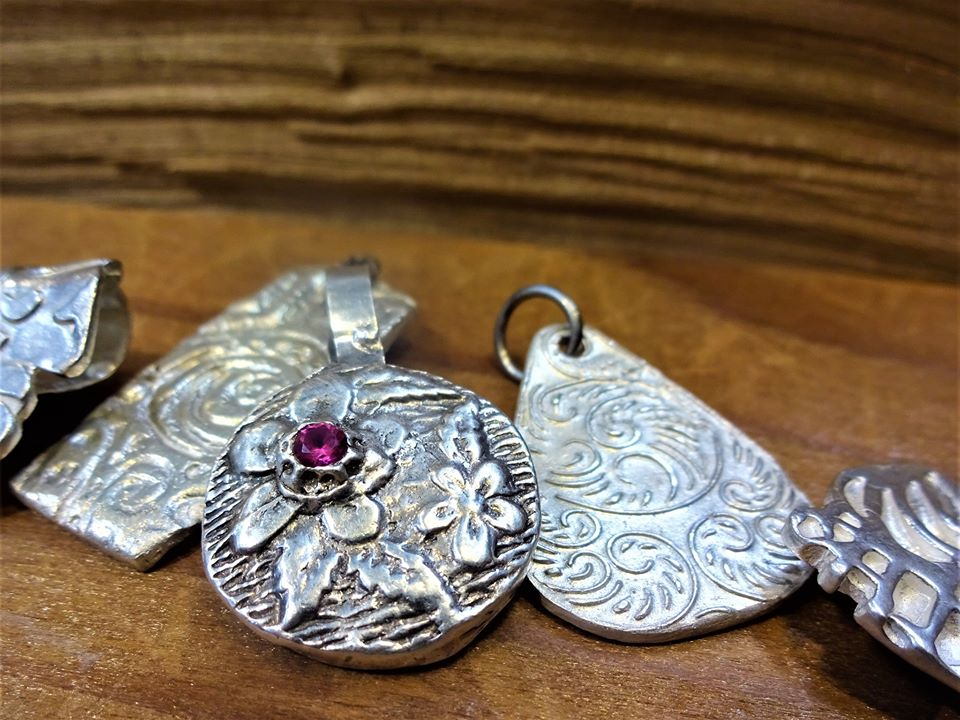 Silver Clay Jewelry | August 6 – 20