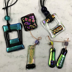 Fused Glass Jewelry | July 16 – 23