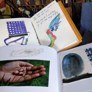 Artist Books & Journals | Friday, Dec 11 | Grades 7 - 12