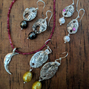 Silver Clay Jewelry // Apr 18 - May 2 // 3 weeks