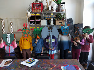 Puppetry // July 1 - 5 // Grades PreK - 1