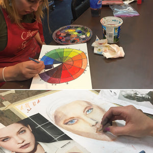 Virtual Intro to Portraiture | Thursdays, Apr 15 - 22
