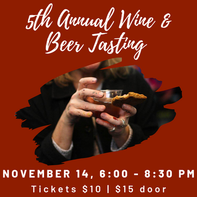 5th Annual Wine & Beer Tasting