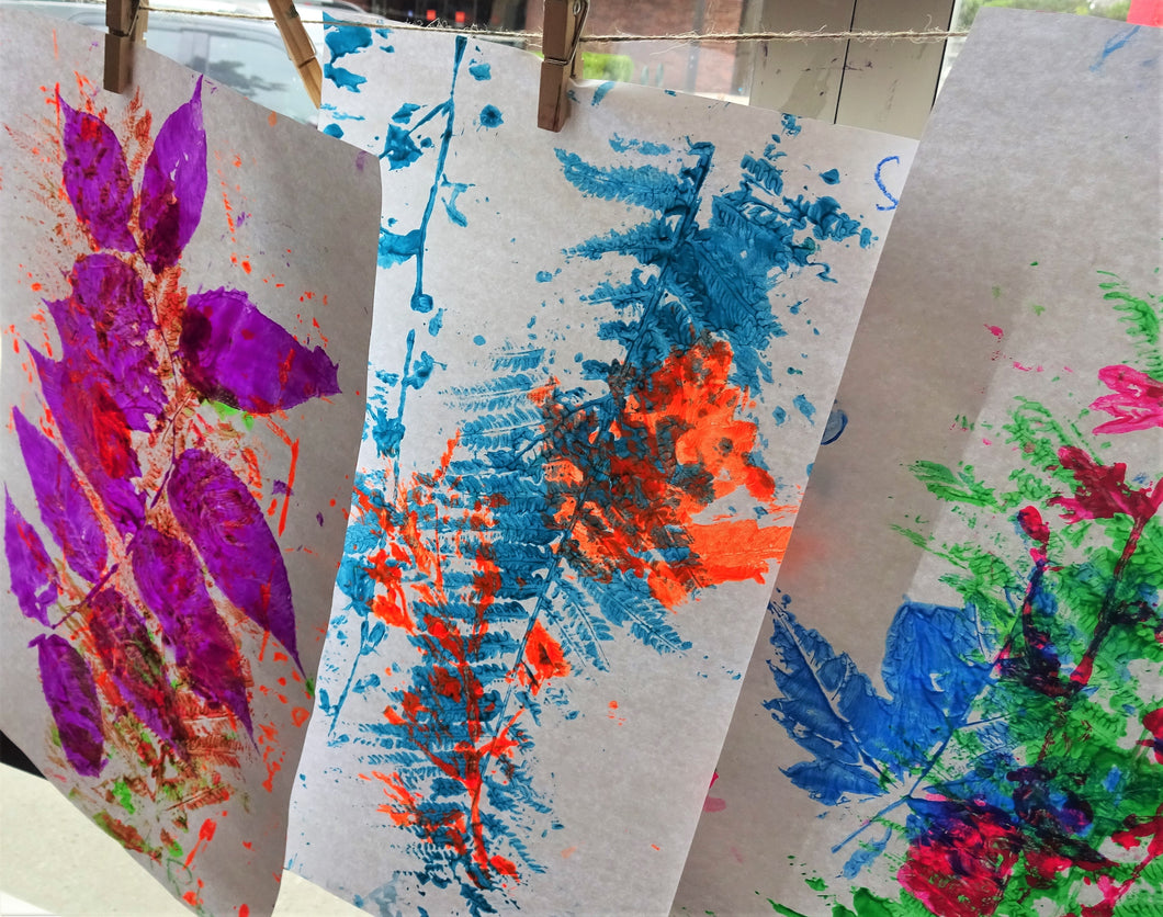 Creative Printmaking | Grades 7 - 12 | June 21 - 25
