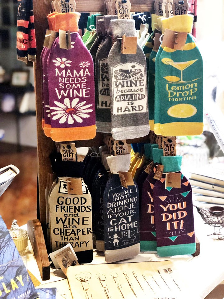 WINE BOTTLE SLEEVES