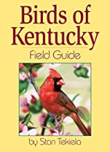 Birds of Kentucky Field Guide by Stan Tekiela