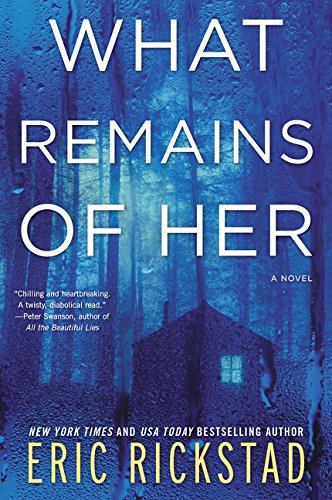 WHAT REMAINS OF HER   Author:	Rickstad, Eric