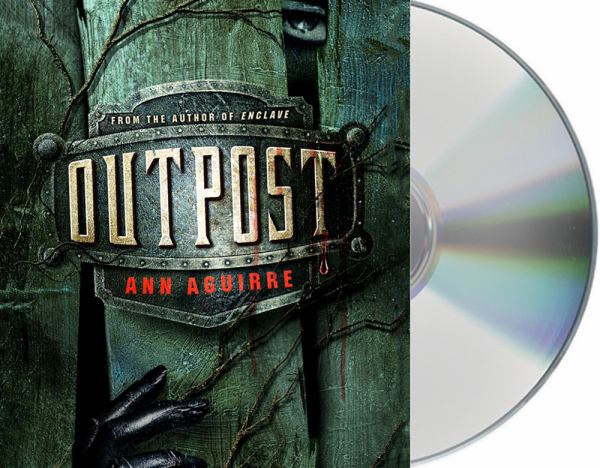 OUTPOST by ANN AGUIRRE ~ AUDIO C.D.
