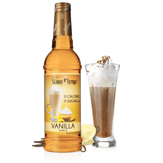 COFFEE FLAVORING SYRUP - SEVERAL SUGAR FREE VARIETIES!