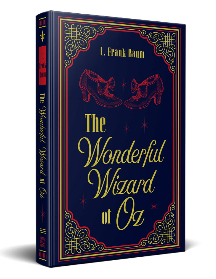 THE WONDERFUL WIZARD OF OZ by FRANK L. BAUM