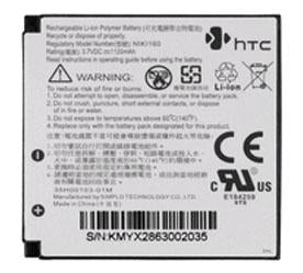 Genuine Htc Touch Dual Battery