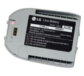 Genuine Lg Lx5550 Battery