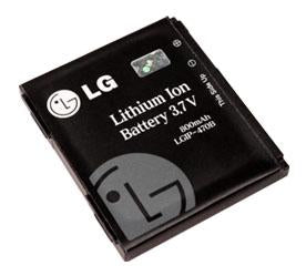 Genuine Lg Sbpl0087901 Battery
