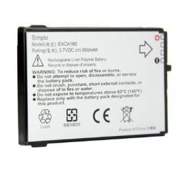 Genuine Htc Exca160 Battery