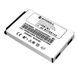 Genuine Motorola E398 Battery