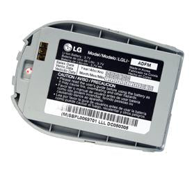 Genuine Lg Vx4500 Battery
