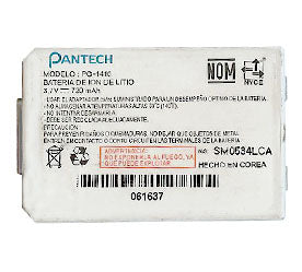 Genuine Pantech Pg 1410 Battery