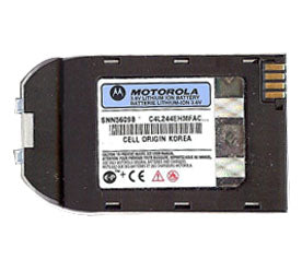 Genuine Motorola Snn5609B Battery