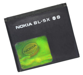 Genuine Nokia Bp 6X Battery