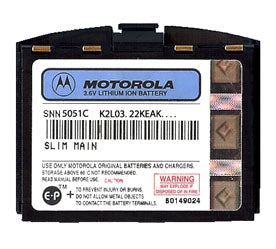 Genuine Motorola 8500 Battery
