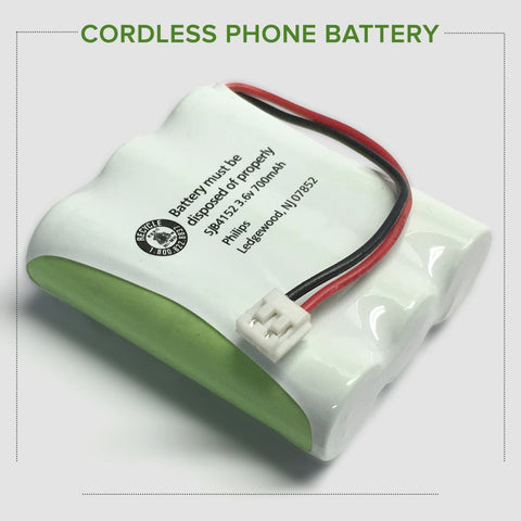 Image of AT&T  3658B Cordless Phone Battery