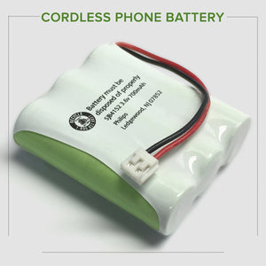 Ge 5 2459 Cordless Phone Battery