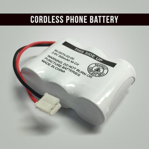 Image of Vtech Tz2553 Cordless Phone Battery