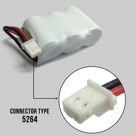 Image of Vtech El42108 Cordless Phone Battery