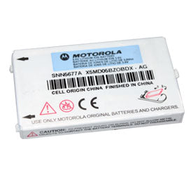 Genuine Motorola Snn5677A Battery