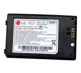 Genuine Lg Lglp Ahgm Battery