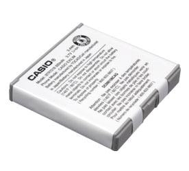 Genuine Casio Btr 721 Battery