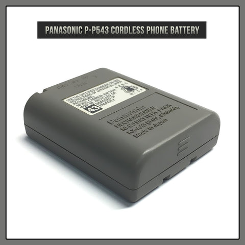 Panasonic KX-A43 Cordless Phone Battery
