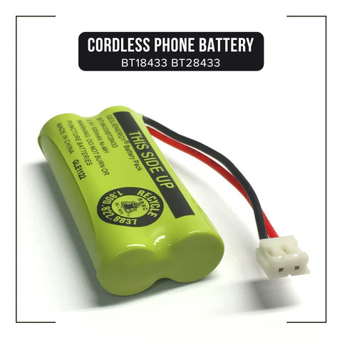 AT&T  Bt8001 Cordless Phone Battery