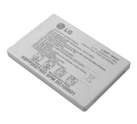 Genuine Lg Lgip 400V Sbpp0027402 Battery