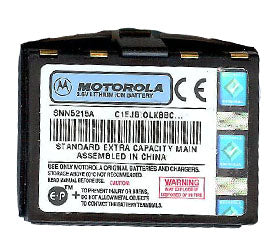 Genuine Motorola Startac T8097 Battery