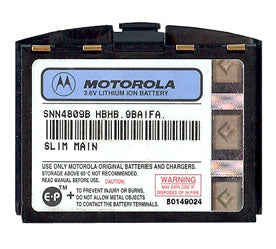 Genuine Motorola Startac 8600 Battery
