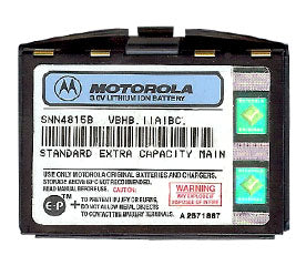 Genuine Motorola Startac 7890 Battery