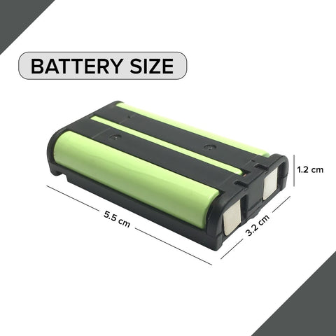 Image of Again Again Stb104 Cordless Phone Battery
