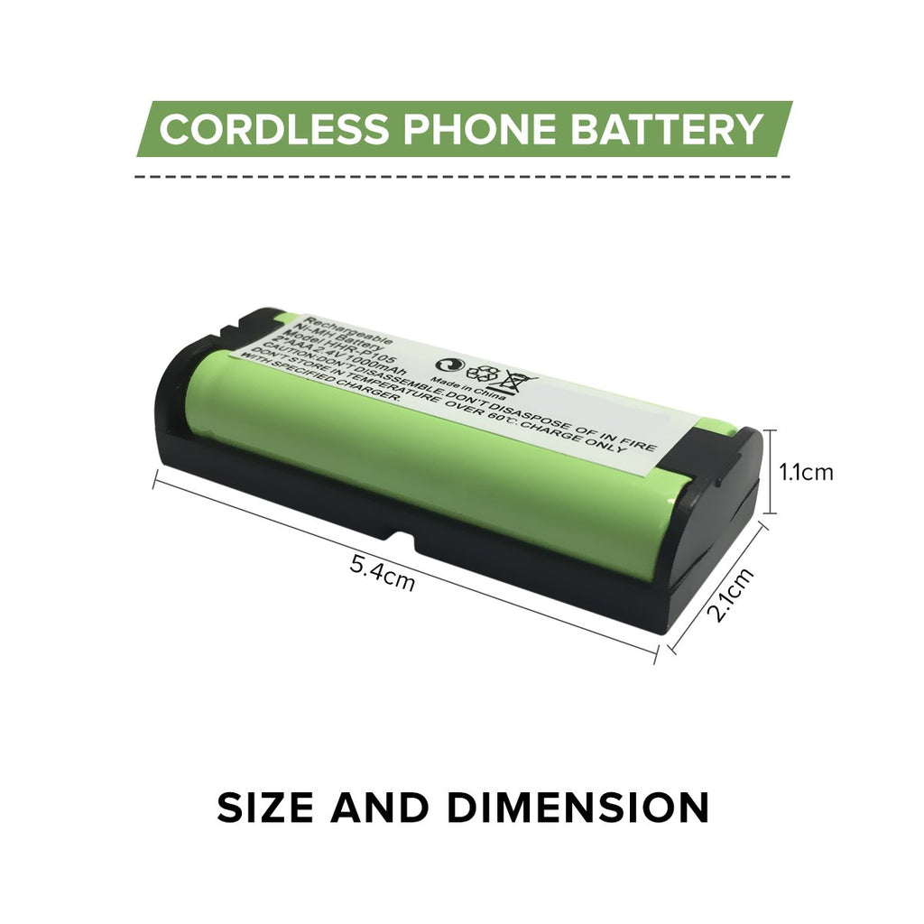 Ace 3297561 Cordless Phone Battery