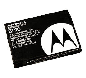 Genuine Motorola Bt90 Battery