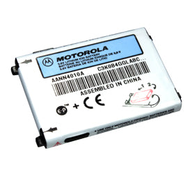 Genuine Motorola Aann4010A Battery