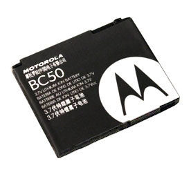 Genuine Motorola Slvr L6I Battery