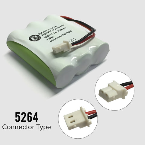 Image of Again Again Stb116 Cordless Phone Battery