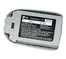 Genuine Lg Lx5400A Battery